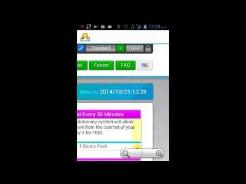 ptc para android gana dinero desde celular