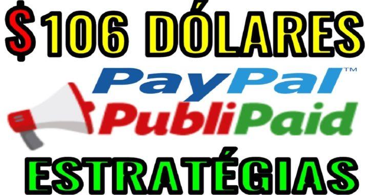 PUBLIPAID pago de $106 DÓLARES - Permitido crear Varias Cuentas en la Misma IP - NOTÍCIAS 30 Marzo