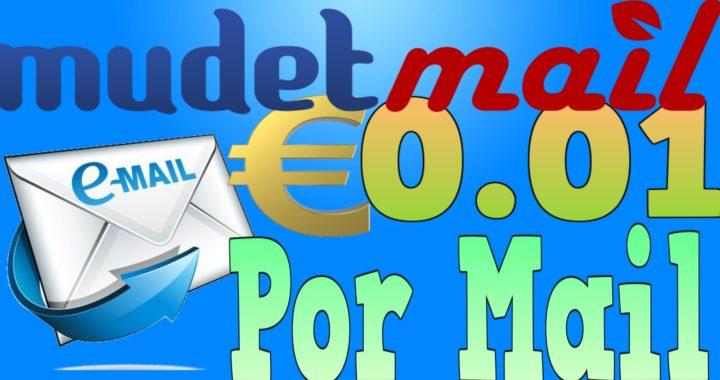Que es Mudet Mail y como funciona Gana Dinero Leyendo Mails Tengo Dinero
