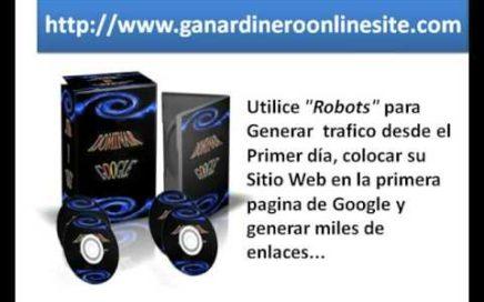 Robots para (Ganar Dinero Online)