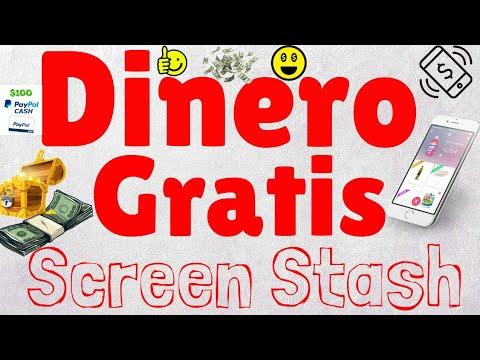 Screen Stash | Gana Dinero Sin Hacer Nada Por Paypal, Amazon, Play store... NUEVA App| Amadroid