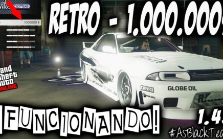 SIN AYUDA - AFTER PATCH - GTA 5 - COMO TENER ELEGY RETRO 1.000.000$ - FUNCIONANDO - (PS4 - XBOX One)