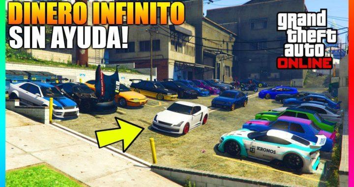*SIN AYUDA* GLITCH DINERO INFINITO DUPLICAR AUTOS! 1.43 [$1,000,000/5 MINUTOS]   GTA 5 ONLINE