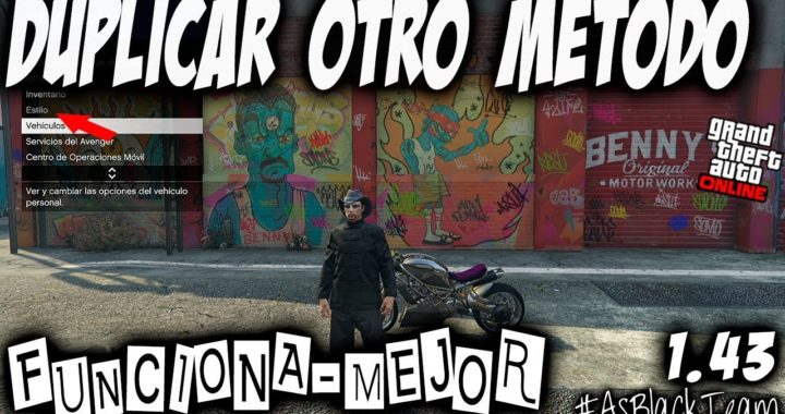 SOLO SIN AYUDA - DUPLICAR AFTER PATCH - GTA 5 - PLACAS LIMPIAS - FUNCIONA MEJOR - (PS4 - XBOX One)