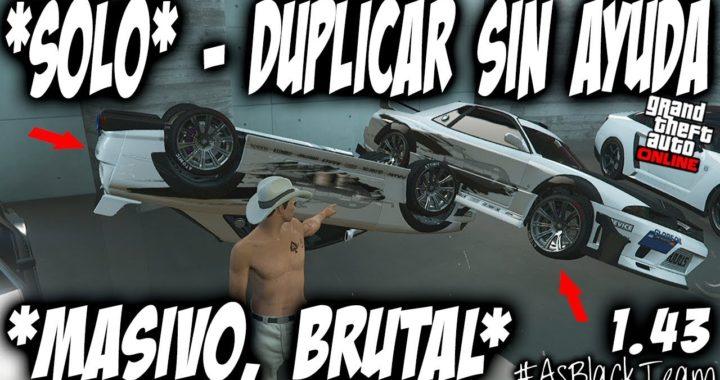 *SOLO* - SIN AYUDA - DUPLICAR COCHES MASIVO - GTA 5 - NUEVO - SIN AVENGER, BMX - (PS4 - XB1 - PC)