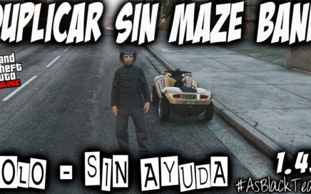 *SOLO* - SIN AYUDA - DUPLICAR MASIVO - GTA 5 - SIN MAZE BANK - GENTE CON MENOS DINERO - (PS4 - XB1)
