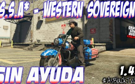 *SOLO - SIN AYUDA* - PARCHEADO - GTA 5 - Evento Memorial Day 2018 (Descuentos) - WESTERN SOVEREIGN