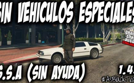 "*SOLOS SIN AYUDA* - DUPLICAR COCHES - GTA 5 - ""SIN VEHICULOS ESPECIALES"" - (PS4 - XBOX One)"
