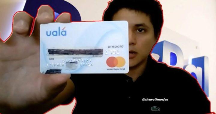 Tarjeta Ualá, Se puede Verificar Paypal con Ualá