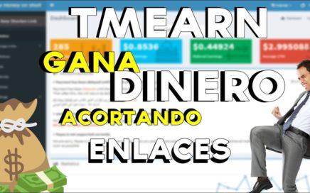 TMEARN: EL MEJOR ACORTADOR DE ENLACES 2018 | EL ACORTADOR DE ENLACES QUE MAS PAGA