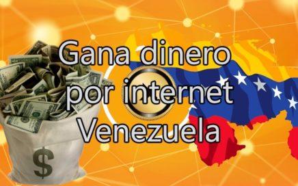 """Top las mejores paginas para ganar dinero en Internet """"VENEZUELA"""""""
