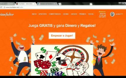 Triunfador-Gane  dinero con apuestas gratuitas