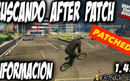 "TRUCO MASIVO SOLO SIN AYUDA ""PARCHEADO"" - GTA 5 - INFORMACION - BUSCANDO AFTER PATCH - (PS4 - XB1)"