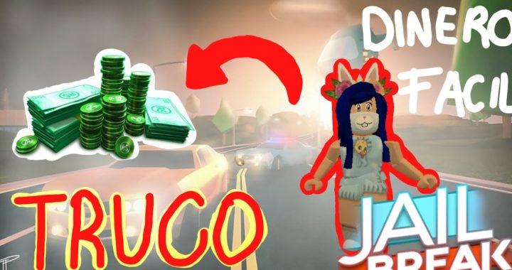TRUCOS EN JAIL BREAK PARA GANAR DINERO FACIL!!!!!!!!!-Astro