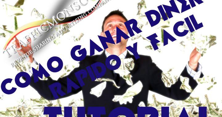 TUTORIAL ¡COMO GANAR DINERO FACIL Y SENCILLO SOLO VIENDO PUBLICIDAD!