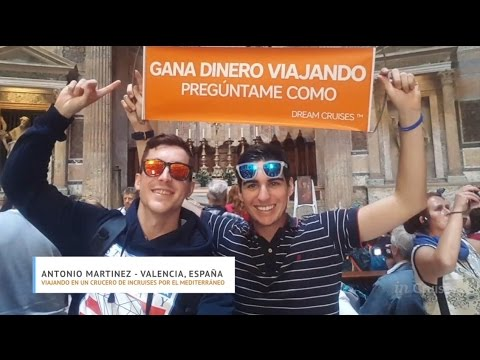 Viaja en Cruceros de Lujo Gratis y Gana Dinero: Testimonios