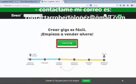 Video 2 Práctico Como abrir tu cuenta para ganar dinero online