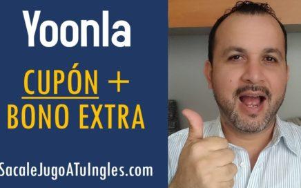 YOONLA CUPON DE DESCUENTO + BONUS EXTRAS | Gana Dinero con Yoonla