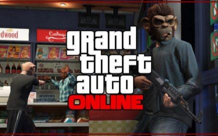 [ 2.0 ] GTA V ONLINE * SUBIENDO RP Y GANANDO DINERO - PS4/2k