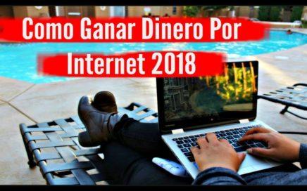 (2018) Como Ganar Dinero Desde Casa | Como Ganar Dinero En Internet!
