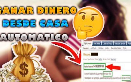 2018 Gana Dinero Por Internet 2018 Ganar Dinero por Internet. Ganar inero Por Internet a paypal 2018