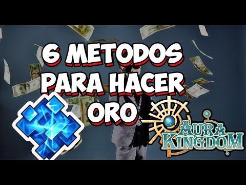 6 Métodos Para Hacer Oro En El Aura Kingdom - BaloMMO :3