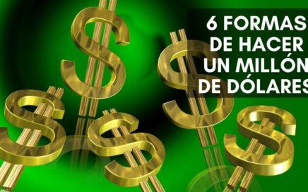 6 MÉTODOS PARA HACER UN MILLÓN DE DÓLARES (Del Multimillonario Grant Cardone)