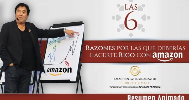 6 Razones para Utilizar Amazon y Hacerse Rico ¡TRABAJAR DESDE CASA y Ganar Dinero!