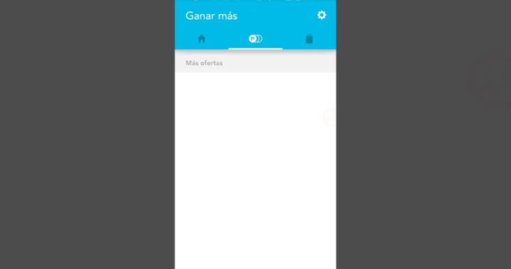 App para ganar dinero fácil y rápido/Fronto