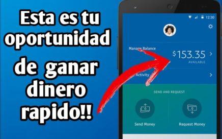 Aprovecha esta promocion | Gana dinero desde tu celular ( nuevo metodo )