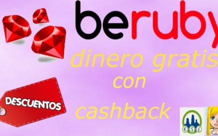 BERUBY ....Gana Dinero Con CashBack (Aumenta Tu Cuenta De PayPal )