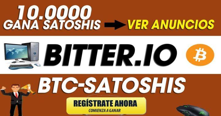Bitter.io Extension Para Ganar Bitcoin Explicación Completa. (TUTORIAL)  Pagando desde 2015