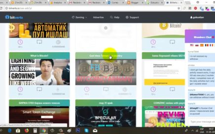Bitverts Nuevo Pago por Uphold | Gana Criptomonedas 100% Gratis | Gokustian
