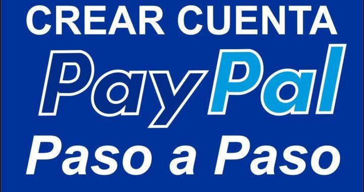 Como Crear Cuenta En Paypal ((Paso a Paso)) 2018