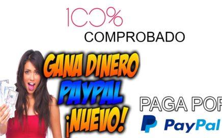 como ganar dinero con espantmp haciendo en CUESTA // PAYPAL (( NOVIEMBRE )) 2015