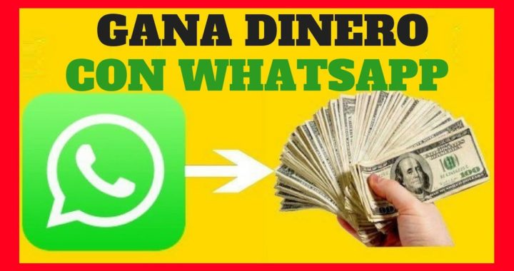 Como Ganar dinero con Wassap Gratis