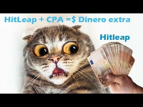 Como ganar dinero de verdad  con Hitleap y Paginas por impresiónes  2017