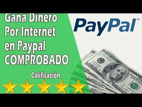 Como Ganar Dinero En Internet y Cobrar Con PayPal 2018