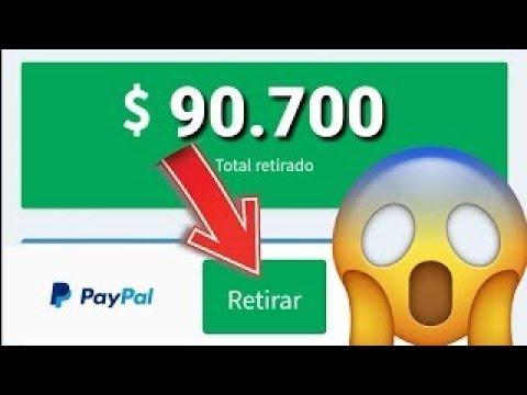 Como ganar dinero en Paypal 2018 - Desde tu móvil Android y sin invertir nada