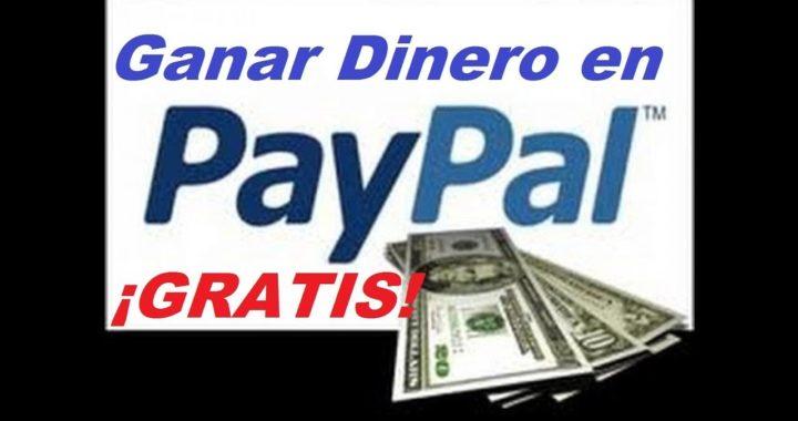 Como Ganar dinero en paypal Gratis hack!!!