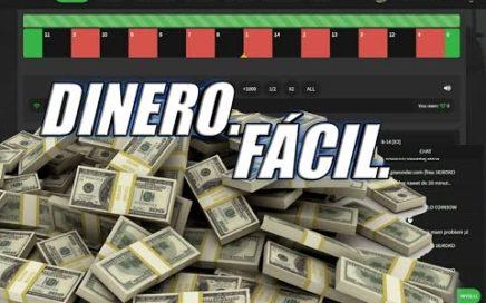 COMO GANAR DINERO FACIL EN CSGO 500(NUEVA PAGINA DE APUESTAS)