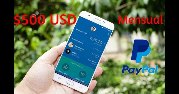 Como Ganar Dinero Gratis en Android Para Paypal [2017]