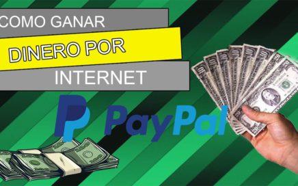 COMO GANAR DINERO POR INTERNET   20$  A LA SEMANA