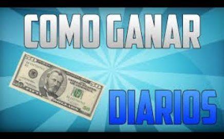 Como Ganar Dinero Por Internet Gratis 150 dolares Diarios