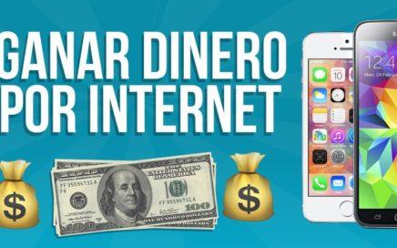 Cómo ganar dinero por internet Gratis y rápido 2018, 30 dólares por día