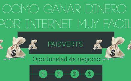 como ganar dinero por internet | Por PayPal 100% Comprobado 2015