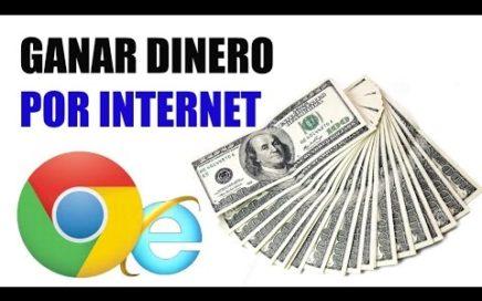 Cómo GANAR DINERO POR INTERNET Rápido Y Fácil En Casa 2016 | Cómo gané 8000 dólares en 4 semanas