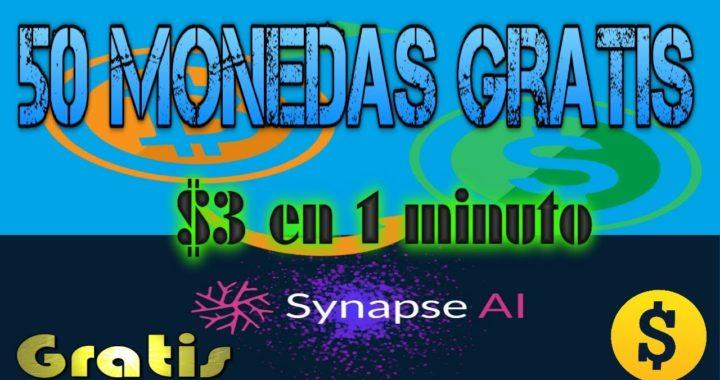 Como ganar Dinero por Internet RAPIDO Y GRATIS   SIN INVERTIR   Synapse SYN