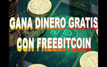 Como Ganar DINERO SEGURO con FREEBITCOIN/2018 (Tutorial Completo)