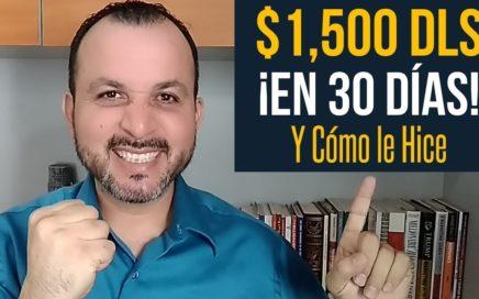 Cómo Gané $1,500 en 30 Días con Yoonla Evolve!! Hablemos de Ganar Dinero Por Internet
